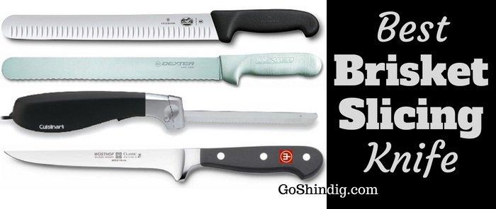 Best brisket slicing knife