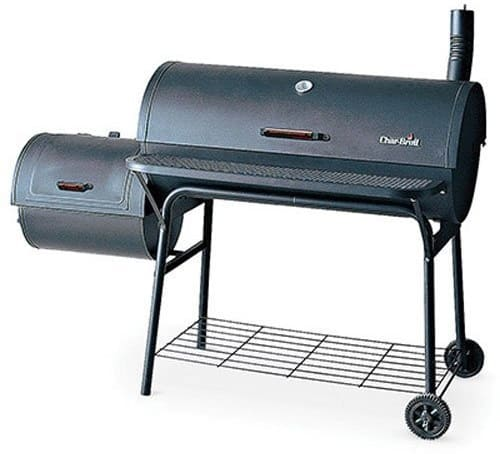 Cheap offset smoker Char-broil