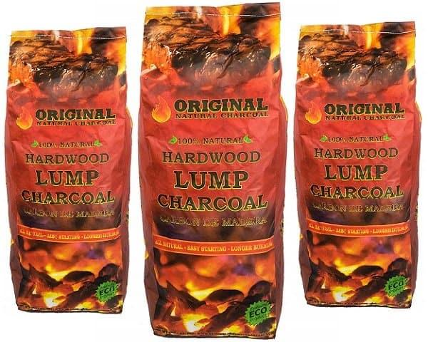 Original Natural hardwood lump charcoal
