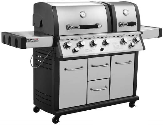 Best infrared grill Royal Gourmet