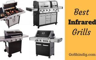 Best infrared grills