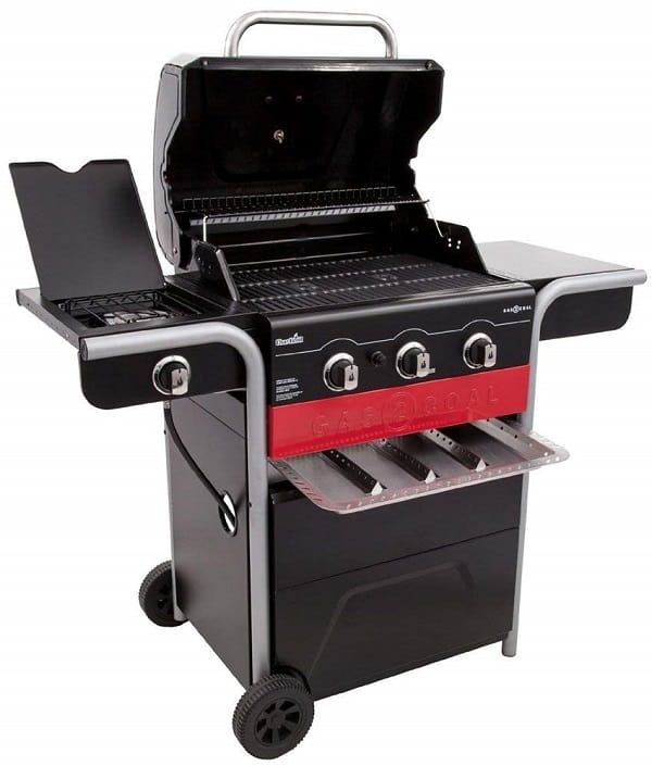 Char Broil hybrid grill