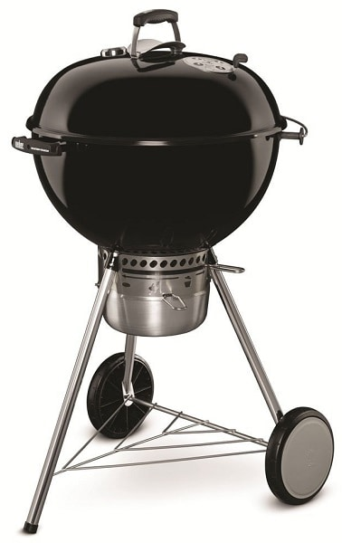 Weber Master touch combo grill