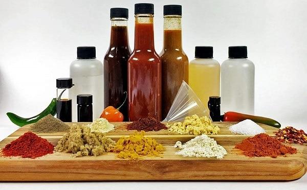 BBQ Sauce Making Kit - smoker gifts