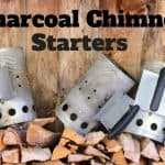 Best Charcoal Chimney Starters - Small, Square, Collapsible and Fan Assisted Options