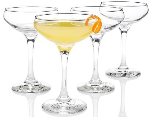 Champagne Saucer Glass