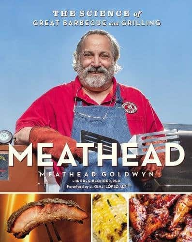 Meathead book BBQ smoker gift