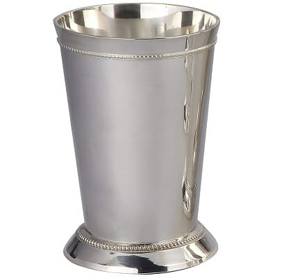 Mint Julep Cup Silver