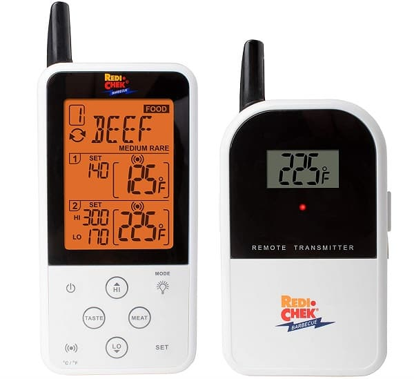 Smoker Meat Thermometer Set