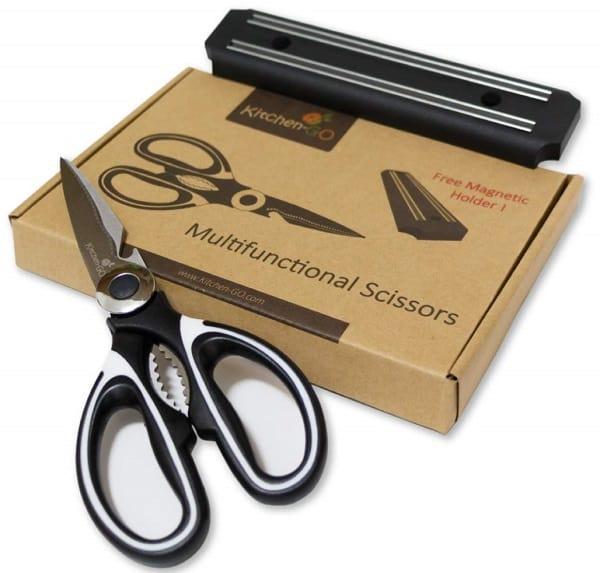 Multi-purpose kitchen shears