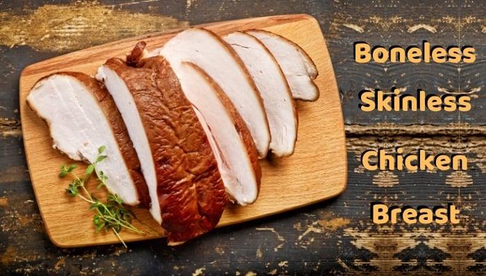 How to Smoke Boneless Skinless Chicken Breast