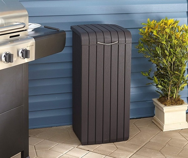 Keter Charcoal Storage Container