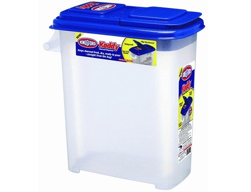 Kingford Charcoal Storage Bin