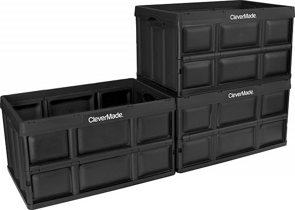 Stackable Charcoal Container Bins