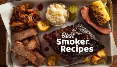 Best Smoker Recipes