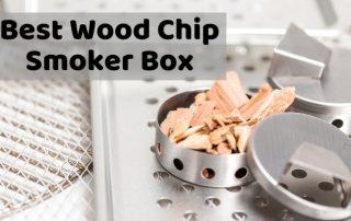 Best Wood Chip Smoker Box
