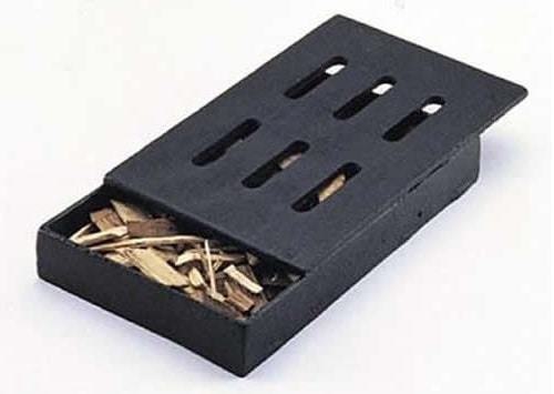 Char Broil Cast Iron Smoker Box