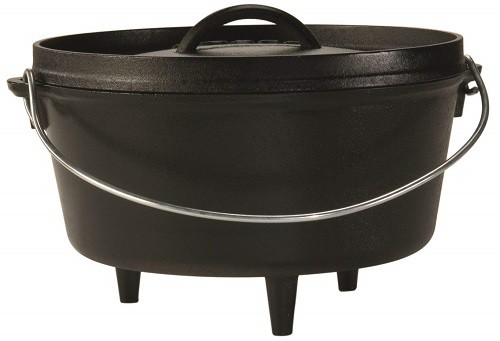 Lodge Dutch Oven Cast Iron Cookware
