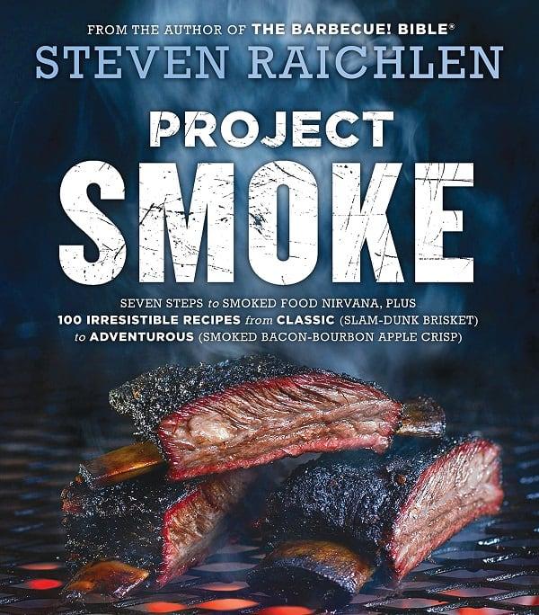 Project Smoke Recipe Book