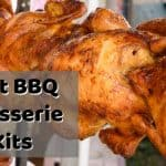 Best BBQ Rotisserie Kits and Attachments