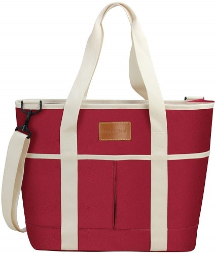 Happy Picnic Insulated Tote