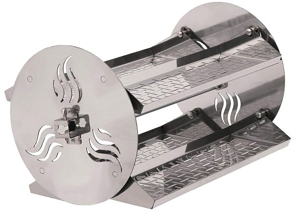 Only Fire BBQ Grill Rotisserie Trays
