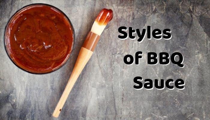 Styles of BBQ Sauce