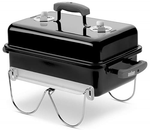 Weber Go Anywhere Table Top Grill