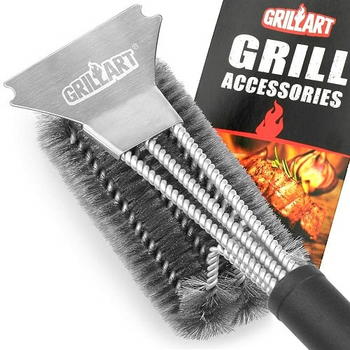 Grillart Grill Brush Scraper