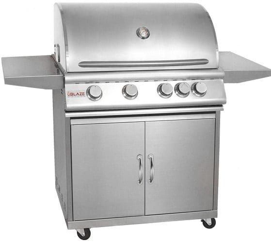 Blaze Freestanding Natural Gas Grill