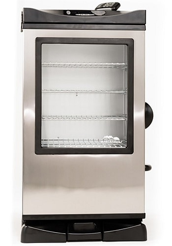 Masterbuilt Front Controller Electric Smoker