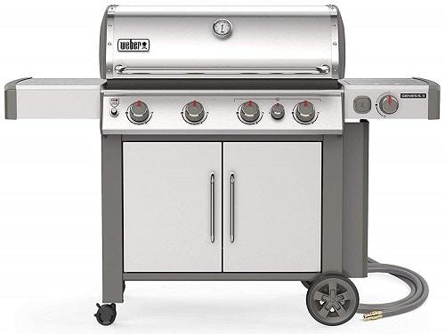 Weber Genesis II 4 Burner