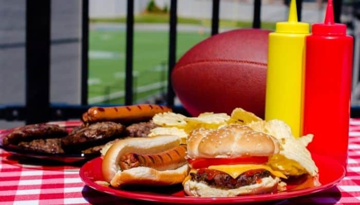 Best Tailgate Grill Featured