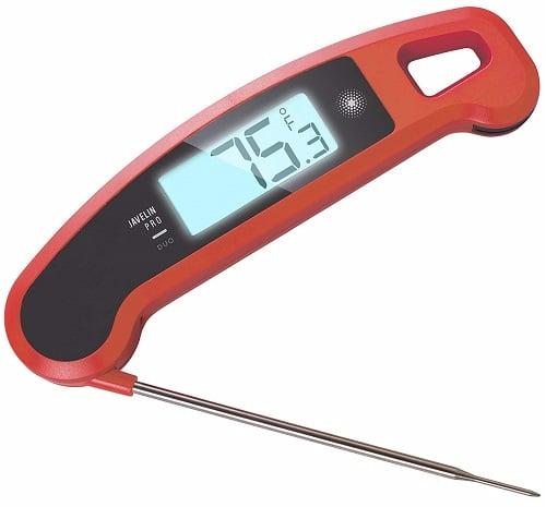 Lavatools Javelin Pro Instant Read Digital Thermometer