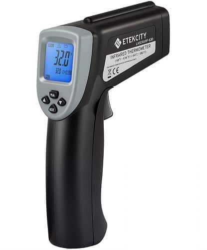 Etekcity Lasergrip 630 Infrared Thermometer