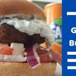 Greek Burger Recipe - A Tasty Mediterranean Lamb Hamburger
