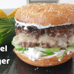 Bagel Burger - When a Deli and a Dinner Collide