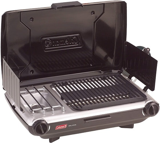 Coleman Propane Camp Grill Stove