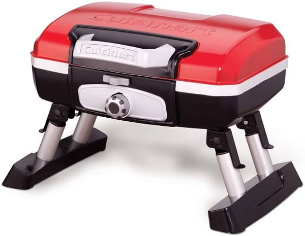 Cuisinart Portable Propane Tabletop Gas BBQ
