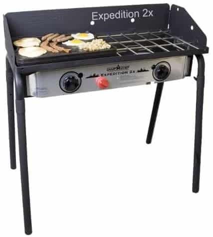 Camp Chef Expedition Double Burner Griddle