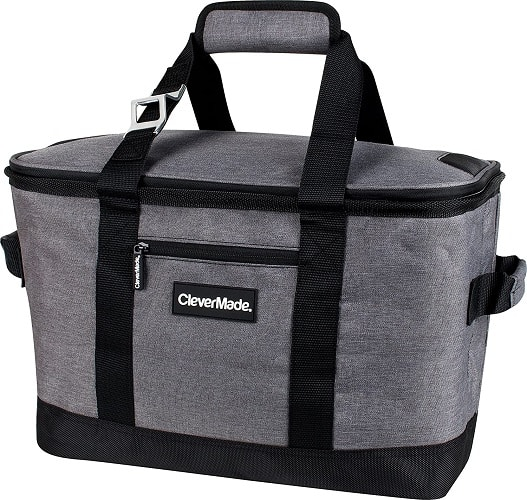 Clever Made Collapsible Cooler Bag