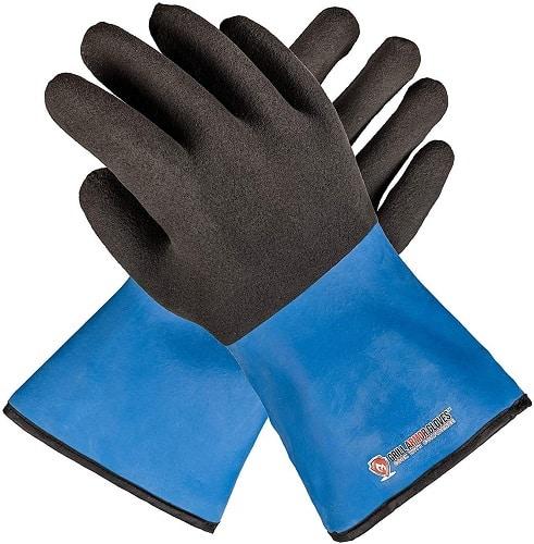 Grill Armor Waterproof Heat Resistant Gloves