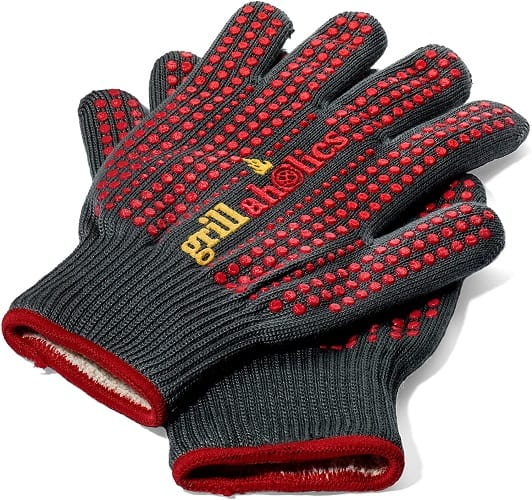 Grillaholics Barbecue Gloves