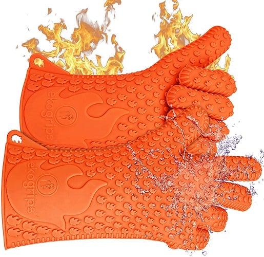 Jolly Green Premium BBQ Oven Gloves
