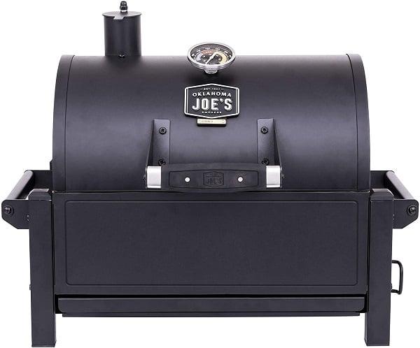 Oklahoma Joes Rambler Portable Charcoal Grill