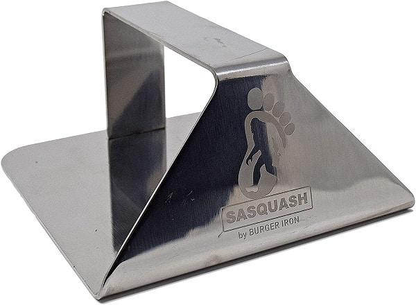 Sasquash Professional Grade Burger Iron