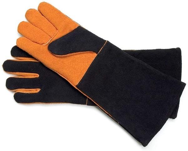 Steven Raichlen Extra Long Barbecue Gloves