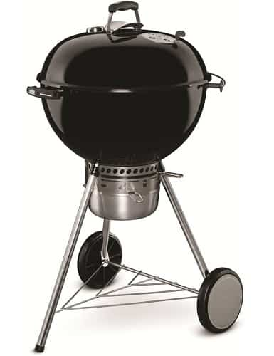 Weber Master Touch Charcoal Grill