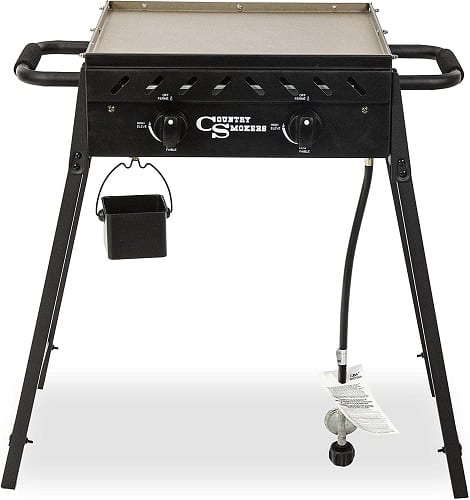 Country Smokers Portable Gas Griddle