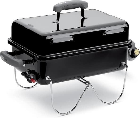 Weber Go-Anywhere Portable Gas Grill